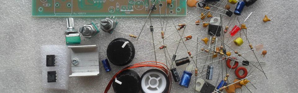 ชุดคิทเครื่องส่งวิทยุ AM FM เพื่อการศึกษา