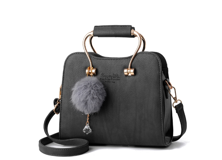 กระเป๋าถือ miner (Dark gray)
