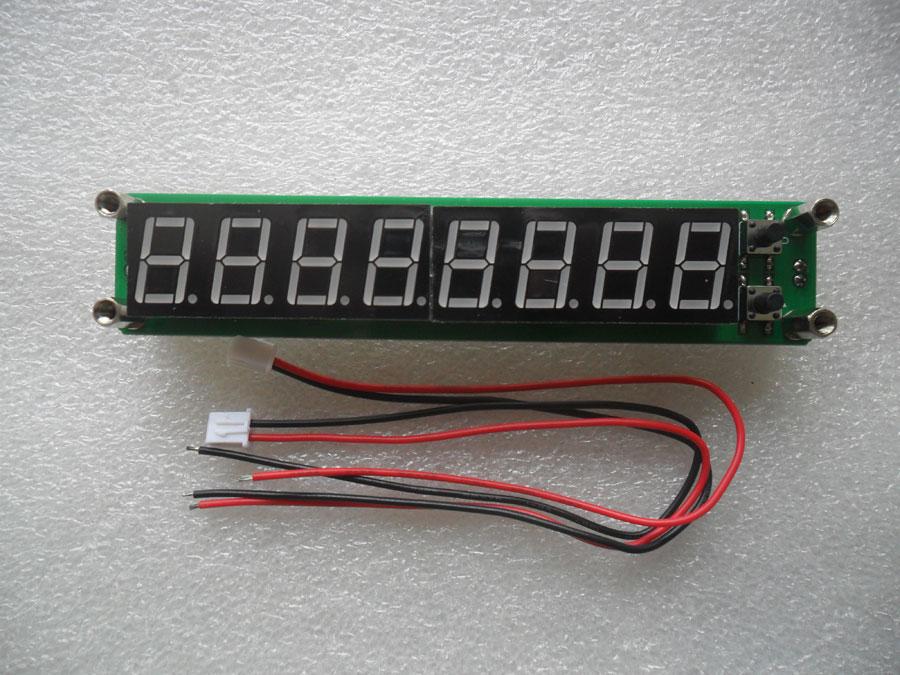 วงจรนับความถี่ 0.1-1000 MHz รุ่น PLJ-8LED-H