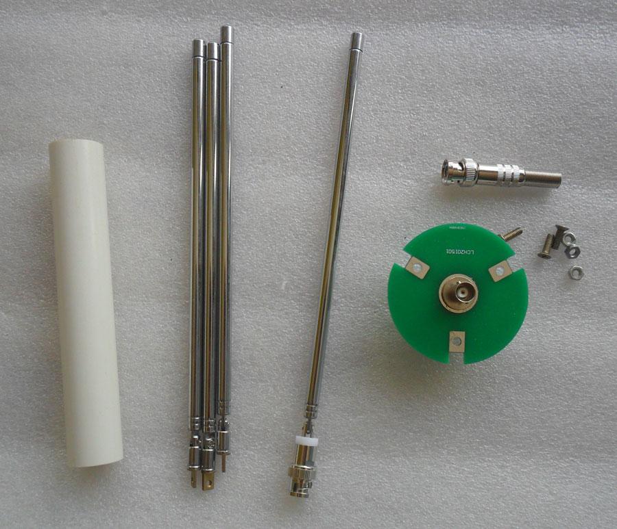 สายอากาศ 1/4 Lambda สำหรับเครื่องส่งวิทยุความถี่ 68-350MHz