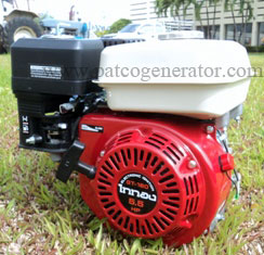 """เครื่องยนต์เบนซินอเนกประสงค์ """"ไททอง"""" #GT270 ขนาด 9 HP (Gasoline engine for multi purpose """"taitong""""#GT270 9 HP)"""