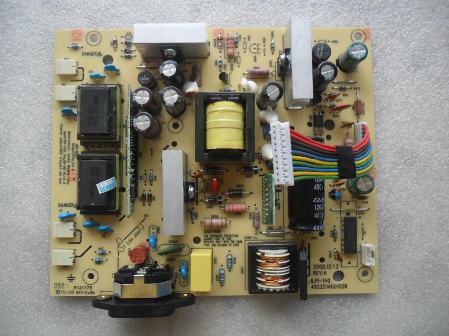 บอร์ดภาคจ่ายไฟจอมอนิเตอร์ ILPI-140 ใช้แทน ILPI-135 ได้