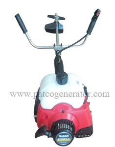 """เครื่องตัดหญ้าสะพายบ่าข้อแข็ง """"RABBIT"""" #EC04EA-2 Brush Cutter"""