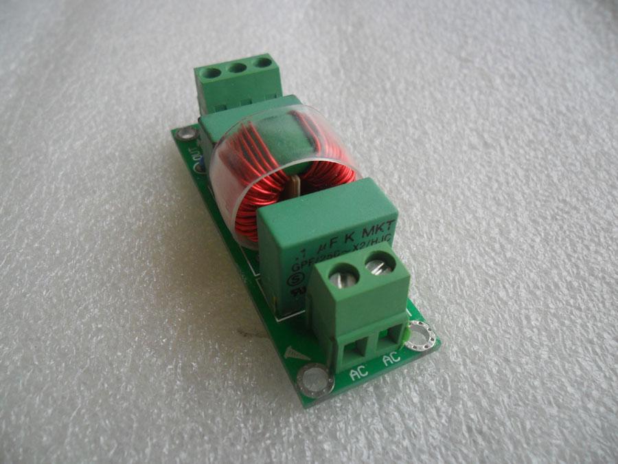 วงจร EMI Filter กรองไฟ AC
