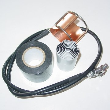 """Grounding Kit for Foam Cable 7/8"""""""