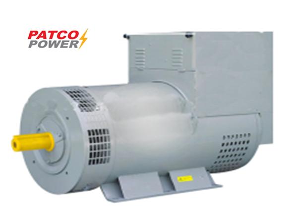 """ไดนาโมเพลาลอย """"PATCO"""" #PC10S ขนาด 10 KVA (10KW.) Altenator """"PATCO"""" #PC10S 10 KVA(10 KW.1PHASE)"""