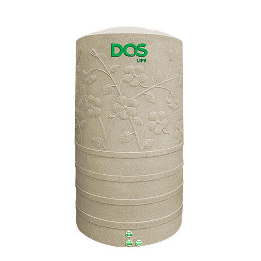 ถังเก็บน้ำ DOS รุ่น Chaba ขนาด 500ลิตร