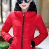 เสื้อกันหนาว พร้อมส่ง สีแดง ผ้าร่ม กันลมหนาวได้ดีเลยค่ะ อุ่นมากๆ แบบซิบรูด มีฮูทสุดเท่ห์ งานสวยเหมือนแบบแน่นอนค่ะ ฮูทสามารถถอดออกได้ค่ะ