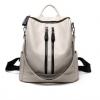 กระเป๋าสะพายข้างใบใหญ่ ฺ3in1 White สีขาว