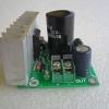 วงจร Regulator แบบ linear ใช้ IC เบอร์ LT1083CP 7 A