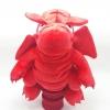 ที่ครอบหัวไม้กอล์ฟ (Red Dragon)