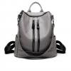กระเป๋าสะพายข้างใบใหญ่ ฺ3in1 Gray สีเทา