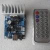 ชุดวงจรขยายเสียง 15+15 วัตต์ ใช้ไฟ 12 โวลต์ TDA7297 เล่น mp3 (8-320Kbps) ได้