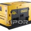 เครื่องกำเนิดไฟฟ้าเครื่องยนต์ดีเซล ขนาด 40 KVA KIPOR #KDE45SS3 Diesel Generator 40 KVA 380V. super silent