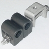 "CLAMP FOR FOAM CABLE 1/2"" (2 cable type)"