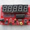 ชุดคิท Frequency Counter เครื่องวัดความถี่และวัด Crystal