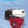 """เครื่องยนต์เบนซินติดท้ายเรือ """"HONDA""""#GX390T2 QBH ขนาด 13.1 HP (Gasoline Engine for Boat """"Honda"""" #GX390T2 QBH 13.1 HP)"""