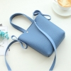 กระเป๋าผู้หญิง mini shoulder blue