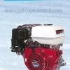 """เครื่องยนต์เบนซินเพลาทด """"HONDA""""#GX390T2 LBH อัตราทด 2 : 1 (Gasoline Engine shaft reducer """"HONDA""""#GX390T2 LBH RATIO 2:1)"""
