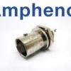 BNC (F) RECT. AMPHENOL Brand