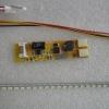 หลอด LED ใช้ดัดแปลงแทนหลอด LCD ที่หายากสำหรับจอมอนิเตอร์ (ยาว 62 cm LED 105 ดวง)
