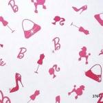 3764 Barbie วอลเปเปอร์ลายการ์ตูน