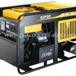 เครื่องกำเนิดไฟฟ้าเครื่องยนต์ดีเซล ขนาด 15 KVA KIPOR #KDE16EA3 Diesel Generator 15 kva 380v. Open type