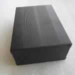 กล่องอลูมิเนียมขนาด 55*106*150 mm.