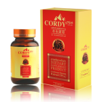 คอร์ดี้ พลัส สารสกัดจากถั่งเฉ้า (Cordy Plus) / (30 แคปซูล) 1 กล่อง