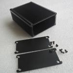กล่องอลูมิเนียมขนาด 37.5 X 80 X 110mm.