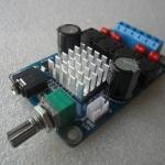 TPA3116D2 บอร์ดขยายเสียงคลาสดี