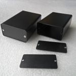 กล่องอลูมิเนียมขนาด 23*44*60mm ขายเป็นชุด (ชุดละ 2 กล่อง)