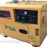 """เครื่องกำเนิดไฟฟ้าเครื่องยนต์ดีเซล """"JIANGDONG"""" #DG6500SE ขนาด 5.0 KW. (Diesel Generator 5.0 KW.)"""