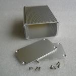 กล่องอลูมิเนียมขนาด 45*80*110 mm.