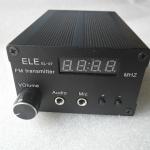 เครื่องส่ง FM 87.5-108 MHz กำลังส่ง 5 วัตต์ พร้อมอุปกรณ์