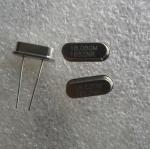 Crystal ความถี่ 18.080 MHz สำหรับวิทยุสมัครเล่น ขายเป็นชุด (ชุดละ 3 ตัว)