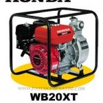 """ปั๊มน้ำติดเครื่องยนต์เบนซินฮอนด้า """"HONDA"""" #WB20XT3 ท่อ 2"""" (Gasoline water pump """"HONDA"""" #WB20XT3 PIPE 2"""")"""