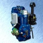 """เครื่องยนต์ดีเซล """"DELUX"""" #DH195 ขนาด 14 แรงม้า 2300 รอบต่อนาที (Diesel Engine 14 HP 2300RPM.)"""