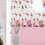 3762 Barbie วอลเปเปอร์ลายการ์ตูน