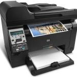 HP LaserJet Pro 100 color MFP M175a
