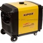 """เครื่องกำเนิดไฟฟ้าเครื่องยนต์เบนซิน 6 KVA KIPOR IG6000 (PORTABLE GASLOLINE GENERATOR """"KIPOR"""" # IG6000 6 KVA)"""
