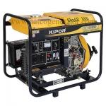 """เครื่องกำเนิดไฟฟ้า เครื่องยนต์ดีเซลขนาด 5 KVA KIPOR #KDE6500E (DIESEL GENERATOR """"KIPOR"""" #KDE6500E 5 KVA.)"""