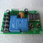 โมดูลควบคุมการชาร์จแบตเตอรี่ 6-60V