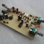 ชุดคิทเครื่องรับวิทยุสมัครเล่น 21 MHz ระบบ SSB