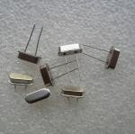 Crystal ความถี่ 7.600 MHz สำหรับเครื่องส่งวิทยุ ขายเป็นชุด (ชุดละ 7 ตัว)