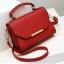 กระเป๋าสะพายข้างผู้หญิง PU Kelly (Light Gray) thumbnail 13
