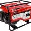 """เครื่องกำเนิดไฟฟ้าเครื่องยนต์เบนซิน """"DAISHIN-JAPAN""""ขนาด 5.5 KVA #SEB7000HSa (Gasoline Generator 5.5kva.) thumbnail 1"""