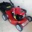 """รถตัดหญ้า 4 ล้อเข็น """"PATCO"""" #PATCO19AL โครงอลูมิเนียม จานกลม 4 ใบมีด (lawn mover body aluminium) thumbnail 1"""
