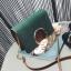 กระเป๋าสะพายข้าง squre curcle สีเทา สำเนา thumbnail 2