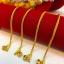 สร้อยข้อมือทองแท้ 96.5% หนัก 1 สลึง /ยาว 16 เซน